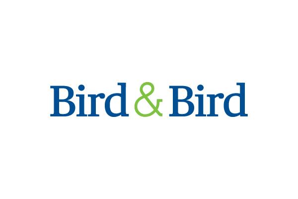 Bronze sponsor: Bird & Bird