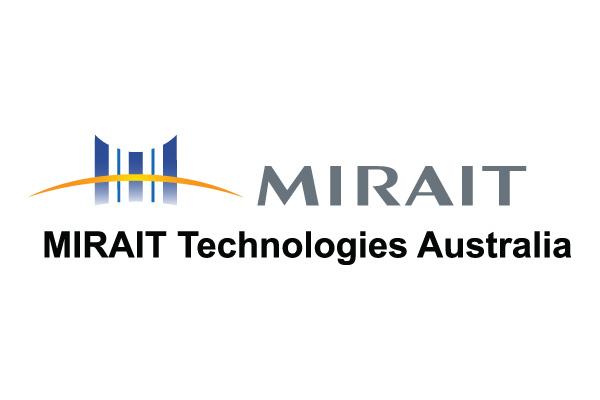 Bronze sponsor: MIRAIT Technologies Australia